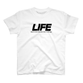 生きること T-shirts
