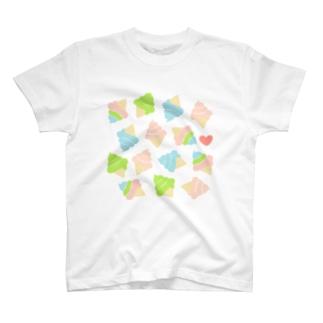 あいすくりーむどりーむ T-shirts
