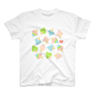 あんずこのあいすくりーむどりーむ T-shirts