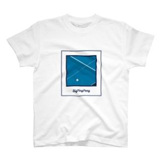 大ピンポン Tシャツ