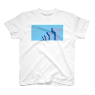 Sky-Fly04 T-shirts