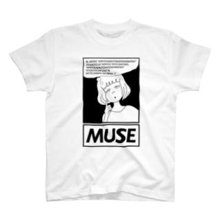 AgirlZ_M T-shirts