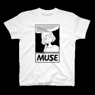 POTAGEのAgirlZ_M Tシャツ
