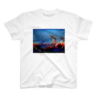 Glitches01 T-shirts