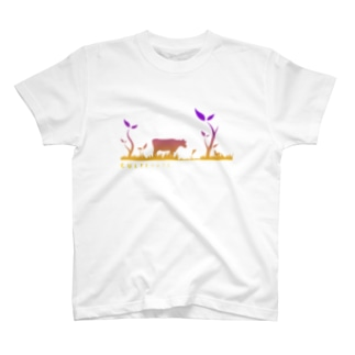 CULTIVATE T-shirts