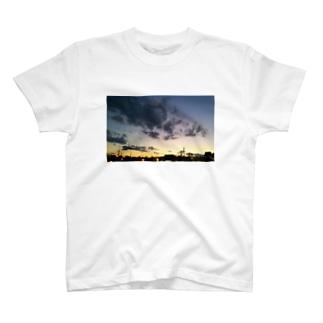あの日の空 T-shirts