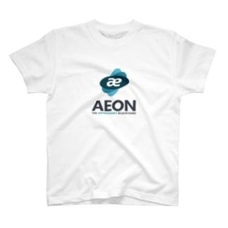 仮想通貨 AEON  [B] Tシャツ