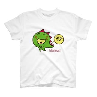 ちっちゃな怪獣ギャのっぴー T-shirts