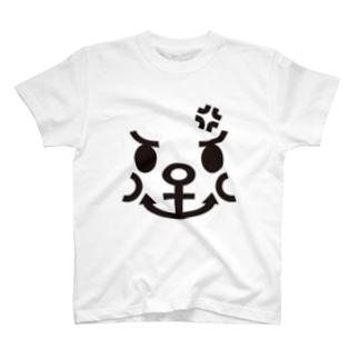 怒りのイカリ T-shirts
