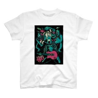 Legendary Monster Band T-shirts