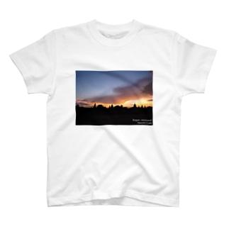 Bagan, Myanmar. Tシャツ