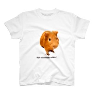 High tensionもるJIRO02 T-shirts