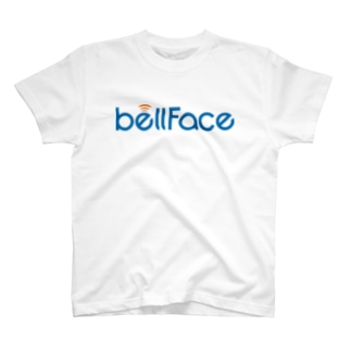 bellFace(ベルフェイス) T-shirts