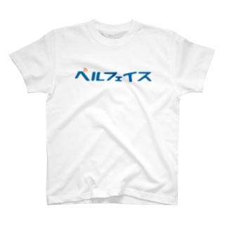 bellFace(カタカナver) T-shirts