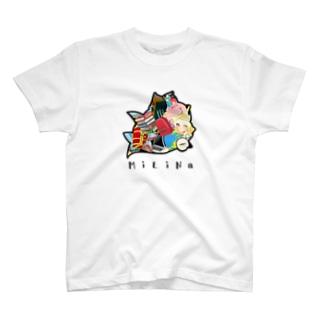 コダワリのTシャツ T-shirts