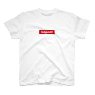 Nagomiボックスロゴ T-shirts