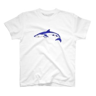 ヨシキリザメ T-shirts