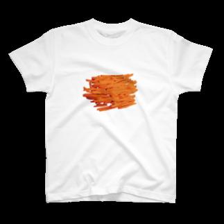 タクトのにんじんしりしり Tシャツ