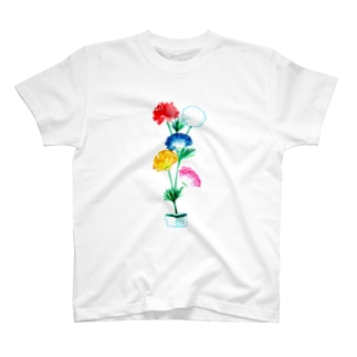 おもいで水中花 T-shirts