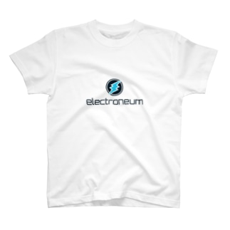 仮想通貨 Electroneum T-shirts