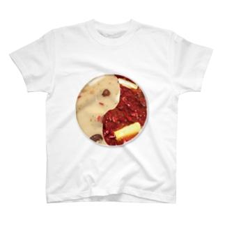 太極(火鍋) T-shirts