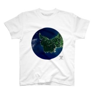 秋田県 男鹿市 Tシャツ T-shirts