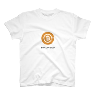 仮想通貨 Bitcoin God T-shirts
