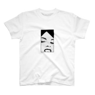窮屈 T-shirts