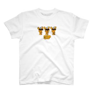 3P T-shirts