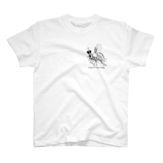 蠅の王 T-shirts