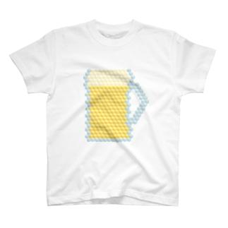 キュービィビール T-shirts