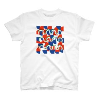 三原色 T-shirts