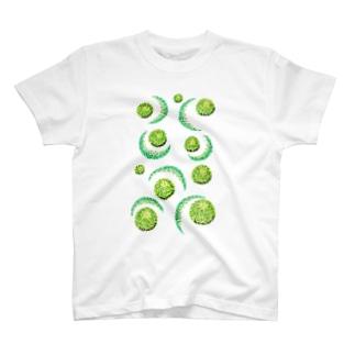 インスピレーションNo,7 T-shirts