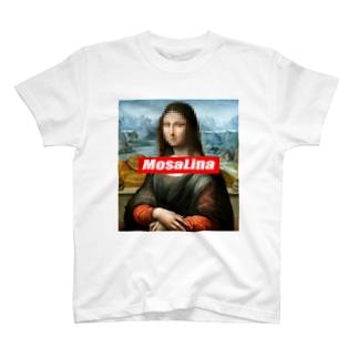 モザ・リナ T-shirts
