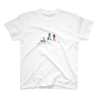 Trekking man T-shirts