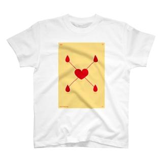 8/21  献血の日 T-shirts
