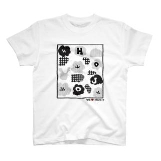 北条民 T-shirts