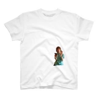 ムーンビレッジ.png T-shirts