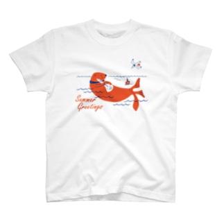 ラッコレター T-shirts