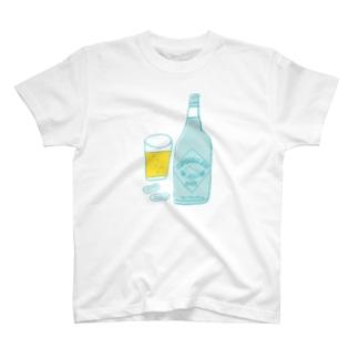 カピバラランドビール T-shirts