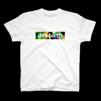 nor_tokyoのdyebirth_007 T-shirts
