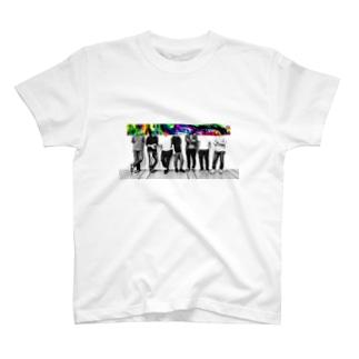 dyebirth_009 Tシャツ