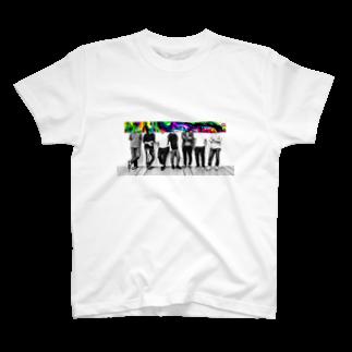 nor_tokyoのdyebirth_009 T-shirts
