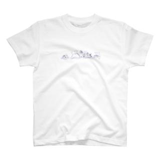 温泉へ♪ T-shirts
