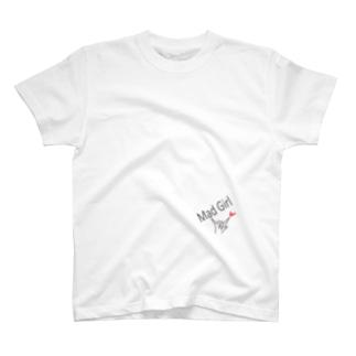Mad Girl 西船橋 ミンティアボーイ T-shirts