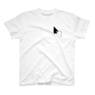 表と裏 T-shirts