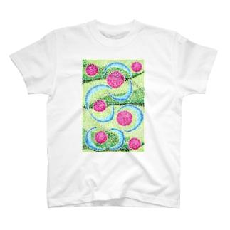 インスピレーションNo.10 T-shirts