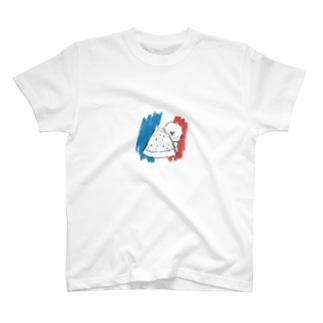 ひょこりビション 夏 T-shirts