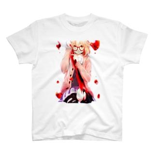 栗山未来さん T-shirts