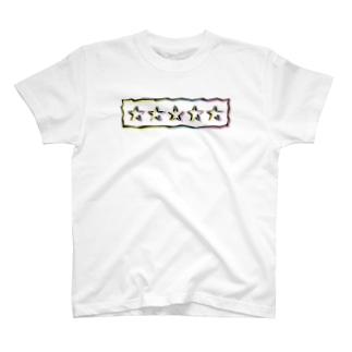 星5つTEE T-shirts
